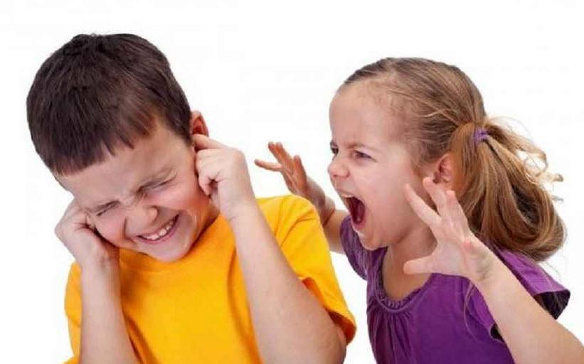 آرام کردن کودکان پرخاشگر با عدم عصبانیت والدین