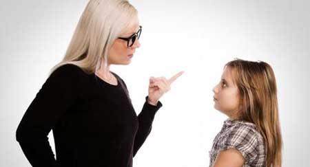 نه گفتن به کودکان بدون صدمه دیدن به روح و روان کودک