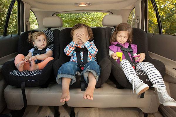 داشتن سفر راحت با کودکان با شناختن مقصد