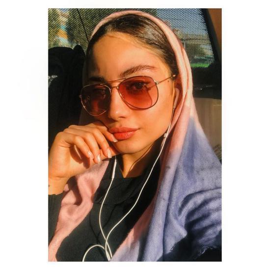 عکس بدون آرایشی ترلان پروانه هیاهویی به پا کرد در شبکه های اجتماعی