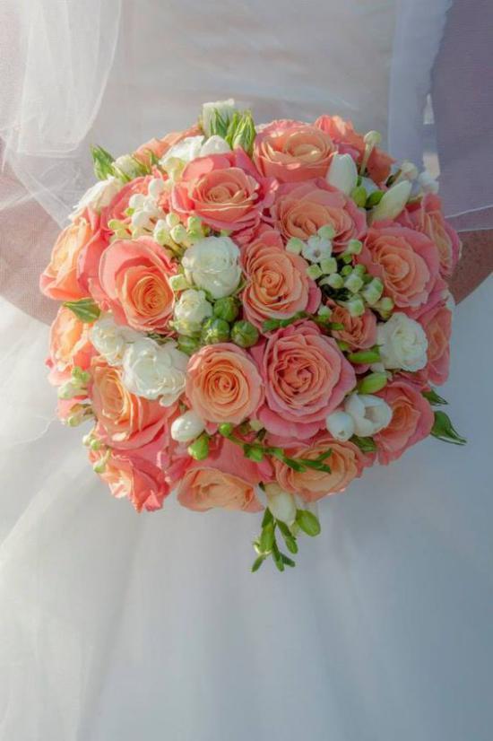چند نمونه از مدل دسته گل عروس جدید برای عروس خانم های باسلیقه