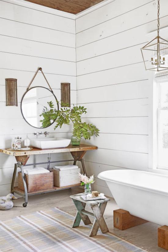 ایده هایی کاربردی از مدل دستشویی و حمام برای خانه های لاکچری
