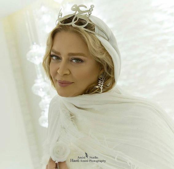 سورپرايز دیدنی همسر بهاره رهنما بعد از اجرای تئاتر + عکس