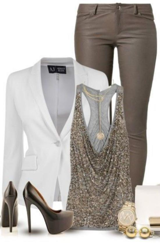 ست لباس مجلسی شب زنانه با طرح های جدید برای با سلیقه ها