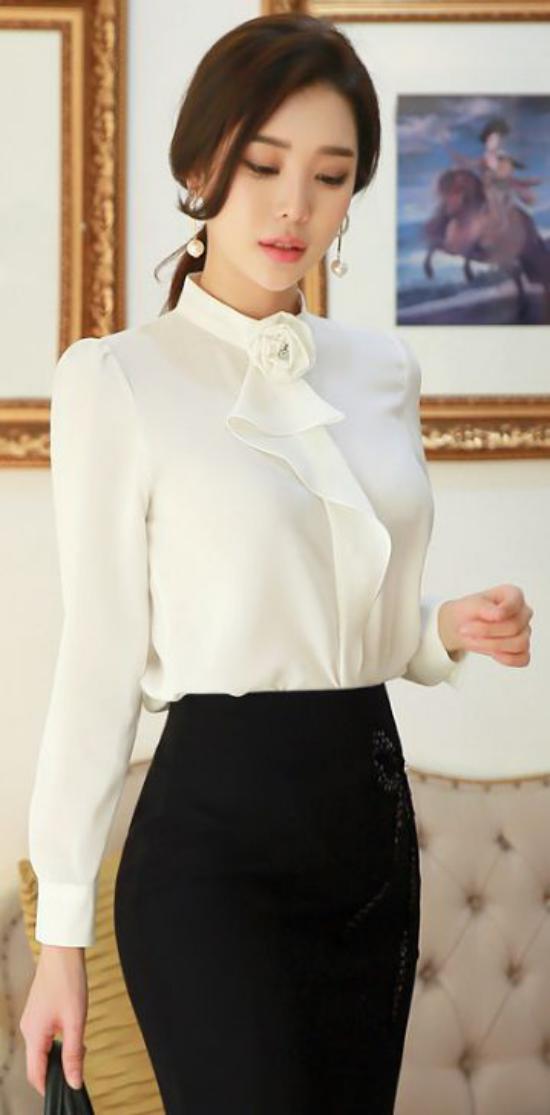 مدل شومیز مجلسی با دامن  زیبا و شیک برای انواع سلیقه ها