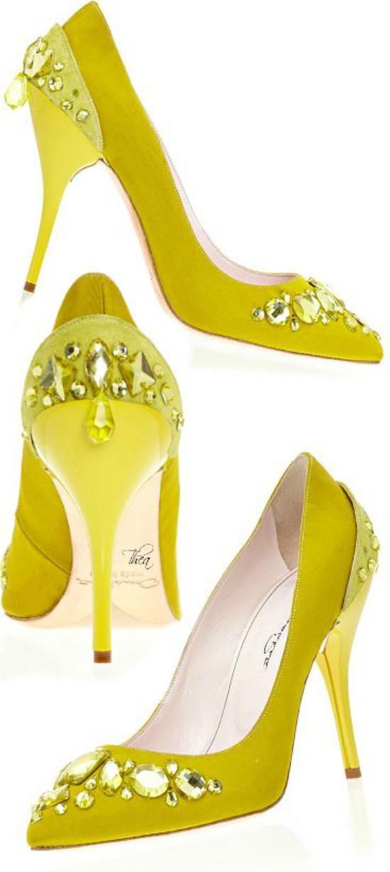 جدیدترین مدل کفش مجلسی زنانه با طرح های شیک و متفاوت