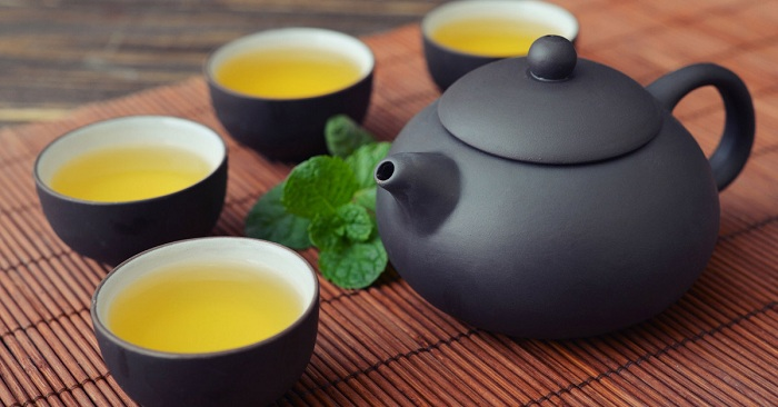 فواید و خواص چای سبز برای پوست و مو