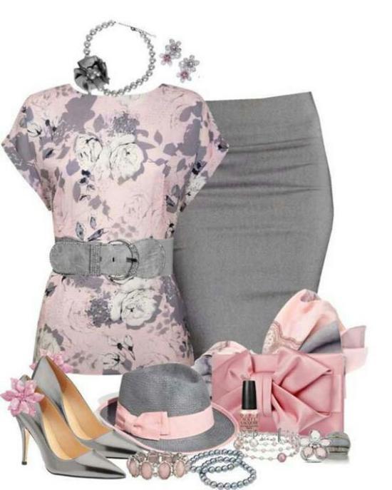 ست لباس مجلسی شیک دخترانه با طرح های ساده و رسمی