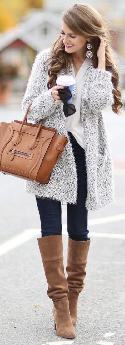 مدل لباس زمستانی شیک و زیبا + تصاویر