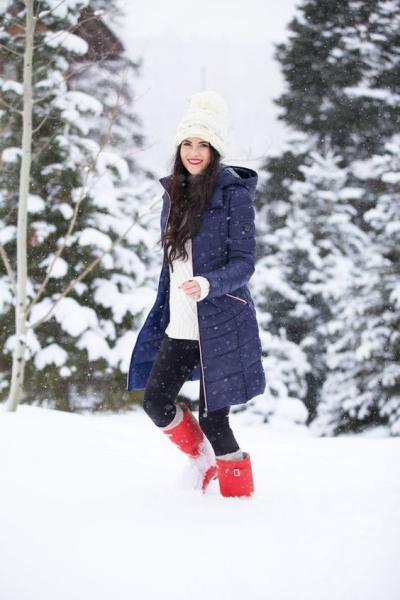 مدل تیپ زمستانی دخترانه جدید مجلسی جدید و زیبا