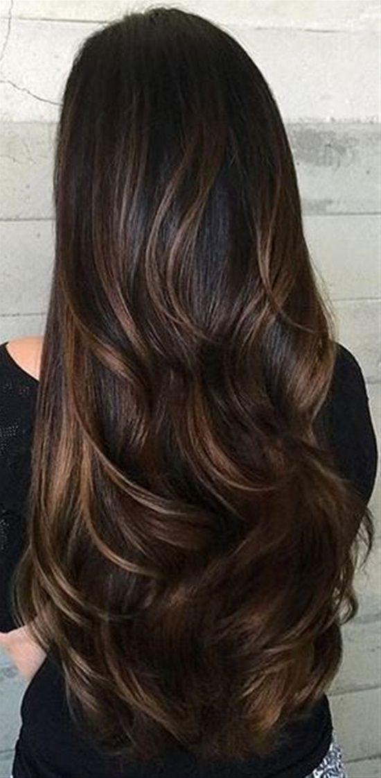 مدل رنگ مو جدید زنانه و دخترانه بسیار جذاب