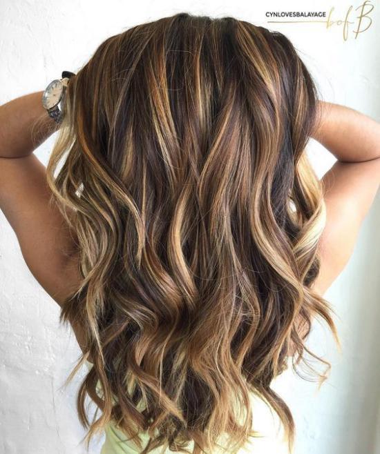مدلهای رنگ موی زنانه با طرح های جذاب و بسیار زیبا