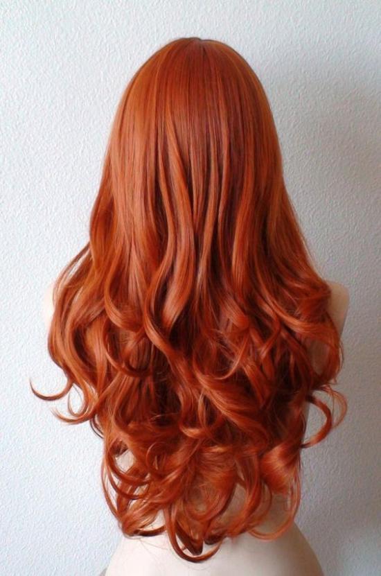 مدل رنگ مو زنانه روشن برای خانم های خوش صورت