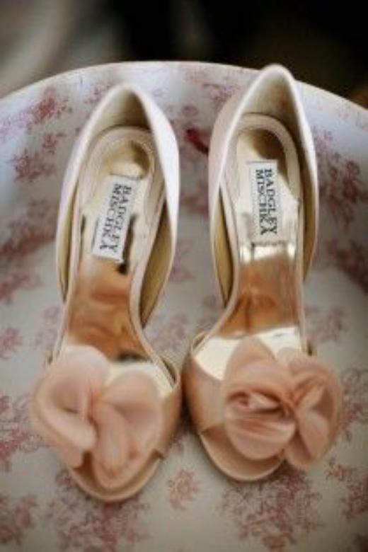 کالکشنی از انواع مدل کفش عروس پاشنه بلند سال 2018 - 97