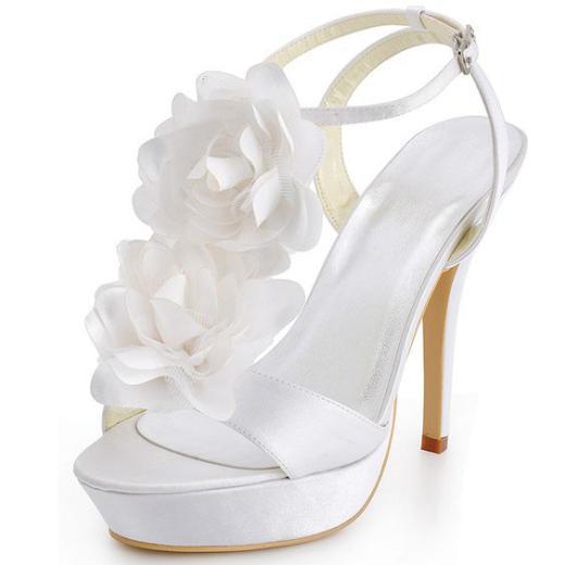 عکس کفش عروس شیک وزیبا فوق العاده خاص و دیدنی