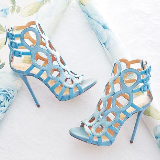 مدل کفش مجلسی جدید زنانه 2018 جدید و مدرن + تصویر