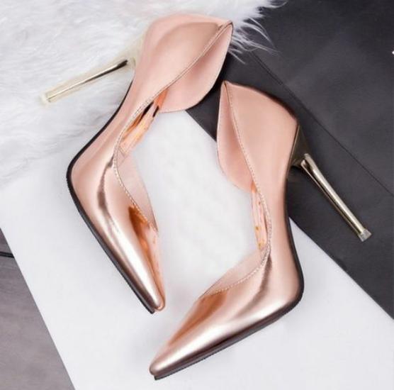 مدل کفش مجلسی 2018 جدید با طراحی های مختلف و زیبا