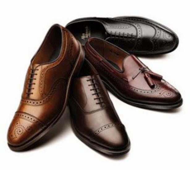 کفش های مجلسی مردانه جدید و متفاوت ویژه مد سال 2018