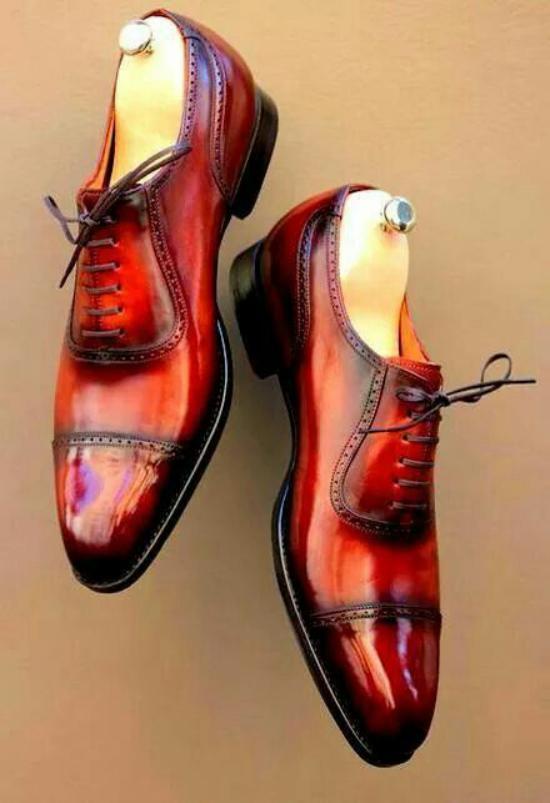 کفش مردانه مجلسی ترک جدید و زیبا مخصوص شیک پوشان