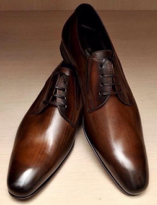 انواع مدل کفش مردانه مجلسی که برای نوروز 97 مد شده