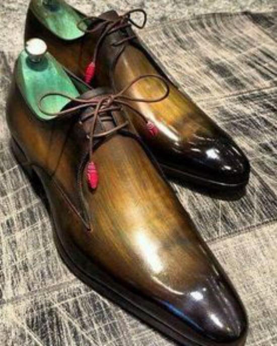 جدیدترین مدل کفش مردانه مجلسی خاص و بسیار زیبا