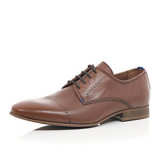 مدل کفش مجلسی مردانه چرم جدید با طرح های متفاوت