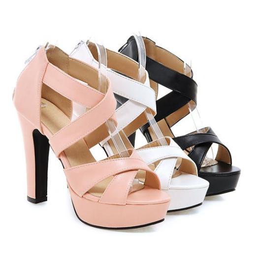 شیک ترین مدل کفش پاشنه بلند مجلسی ساده با طرح های جدید