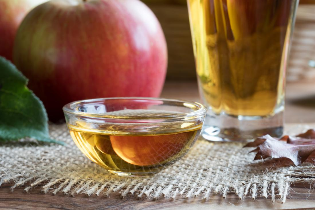 آیا سرکه سیب می تواند اختلال نعوظ را درمان کند؟