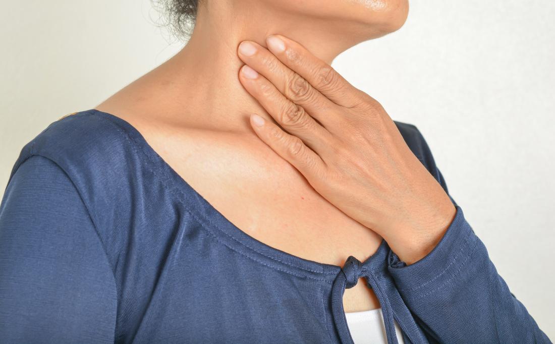 احساس گلوبوس یا گلوله در گلو چیست؟ بررسی علل یک توده در گلو