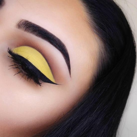 مدل آرایش چشم جدید 97 | جدیدترین میکاپهای چشم 2018