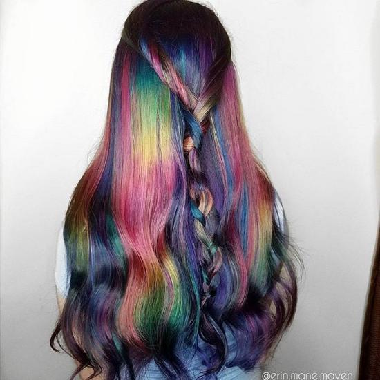 مدل رنگ مو جدید زنانه که می توانید برای نوروز 1397 انتخاب کنید