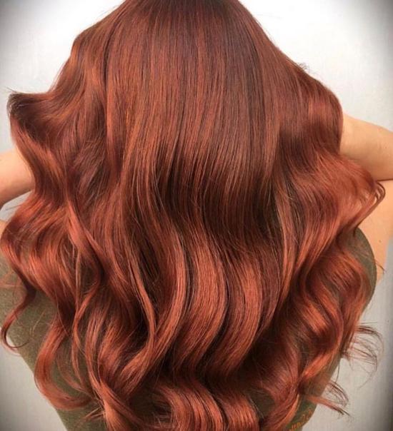 مدل رنگ مو روشن 2018 برای نوروز 97