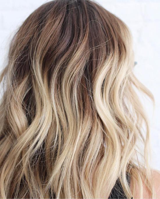 مدل رنگ مو روشن عروس جدید و زیبا با متدهای حرفه ای