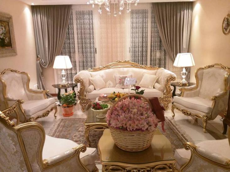 مدل مبلمان منزل راحتی شیک برای خانه های ایرانی
