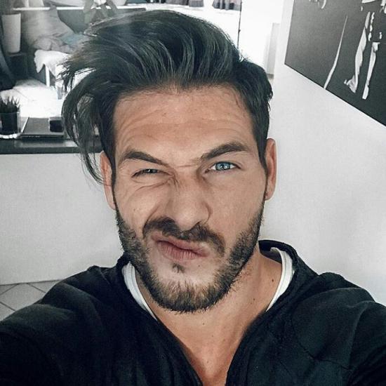 مدل مو مردانه جدید ایرانی با جدیدترین متدهای آرایشی روز دنیا