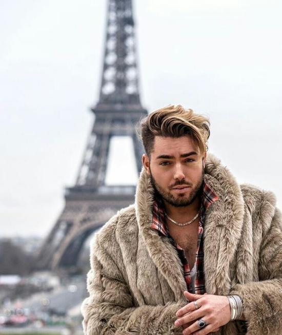 مدل مو مردانه جدید فشن با متدهای جدید سال