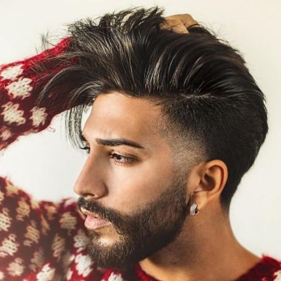 مدل موی پسرانه جدید 2018 ساده و جذاب برای سلیقه های متفاوت