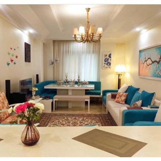 عکس دکوراسیون داخلی منزل کوچک با طراحی های زیبا و شیک