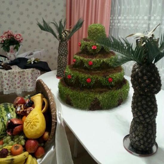 مدل تزیین سبزه عید برای عروس جدید و متفاوت برای سلیقه های مختلف