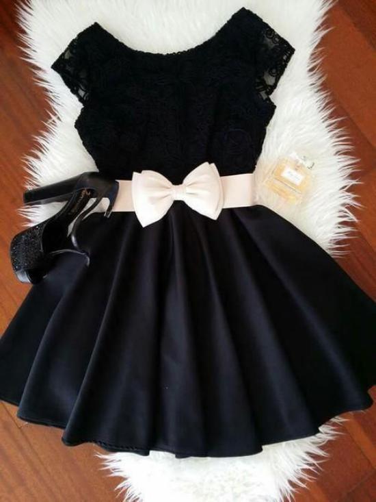 لباس مجلسی شیک جدید کوتاه و جذاب برای خانم های خوش پوش