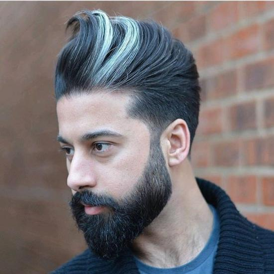مو مردانه جدید 1397 | مدل مو پسرانه جدید کوتاه