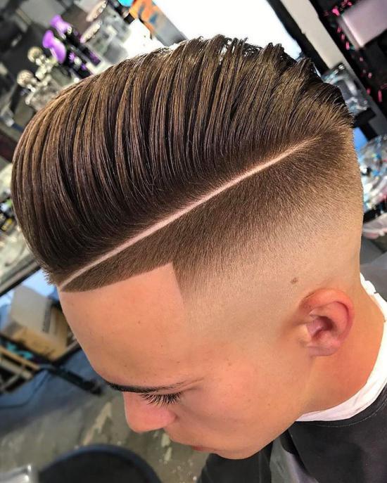 مدل موهای جدید مردانه 2018 ساده و زیبا با طرح های شیک و باوقار