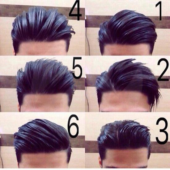 مدل موی نیمه بلند مردانه  برای سلیقه های مختلف
