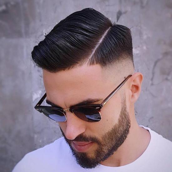 انواع مدل های مو مردانه جدید 97 – مدل موهای پسرانه جدید ایرانی