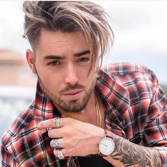 عکس مدل موهای جدید مردانه 2018 | مو پسرانه جدید فشن