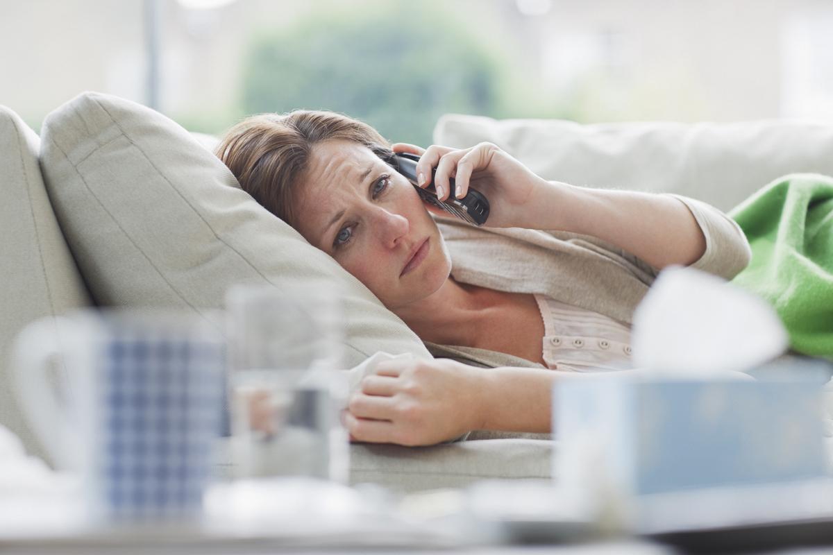 راه هایی برای پیشگیری از سرماخوردگی و آنفلوآنزا