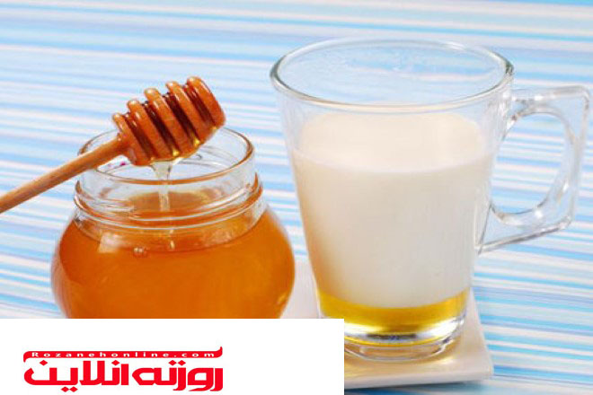 طرز درست کردن شربت ضد سرفه زنجبیل و شیر عسل