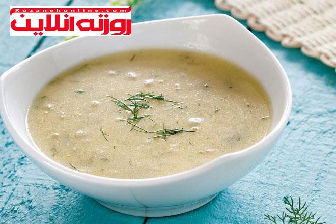 چگونه سوپ کدو سبز خوشمزه با متد ترکیه درست کنیم