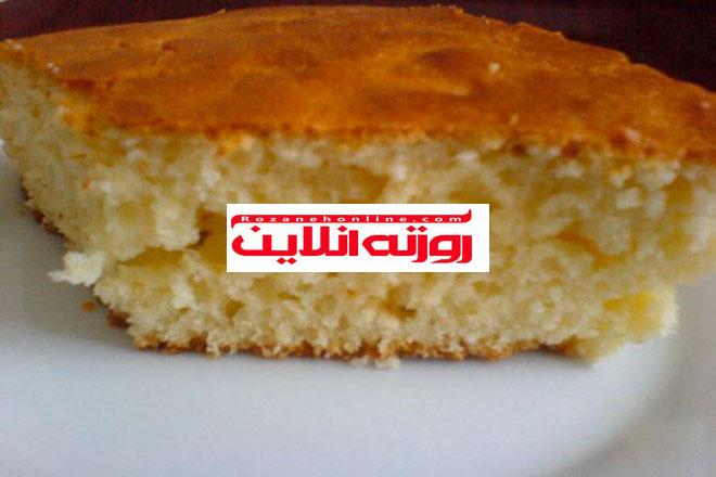 شیوه درست کردن کیک بدون تخم مرغ