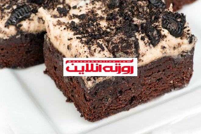 بهترین و آسان ترین شیوه پخت کیک براونی